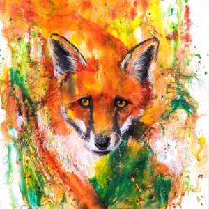 Fox II - The Ink Series